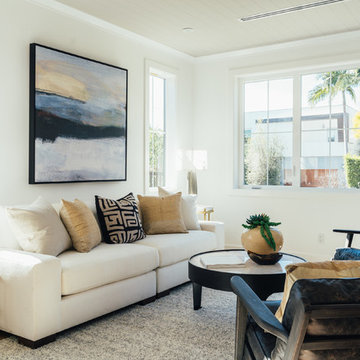 Modern Cape Cod - New Construction - West Hollywood