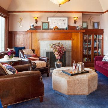 Modern Classic Home   Kimball Starr Interior Design