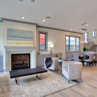 Modern Coastal Home Staging