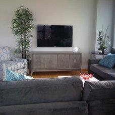 Living Room by Darci Goodman Design