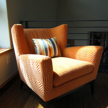 Modern Contemporary Accent Chair