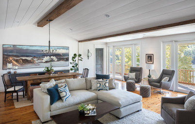 Houzz Tour: 1932 Lakeside Cabin in Malibu Gets a Refresh