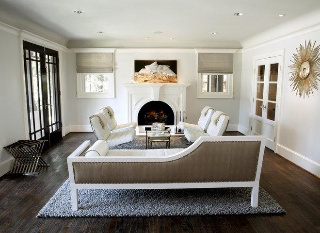 Modern Living Room by Beth Dotolo, ASID, RID, NCIDQ