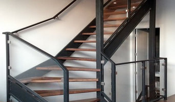 Modern Custom Stairs
