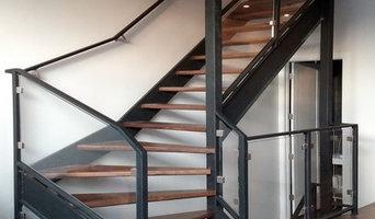 Modern Custom Stairs