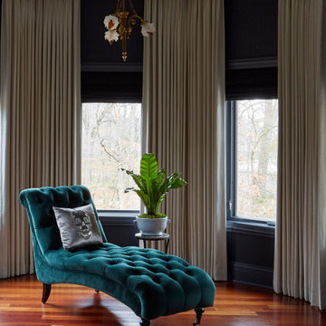 Modern Day Victorian Inspired Home