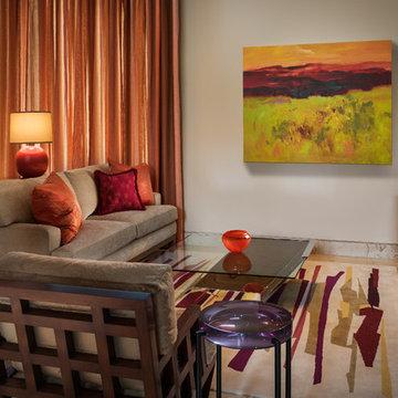 Modern Desert Contemporary Residence