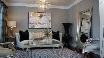 Modern Design Atlanta Living Room