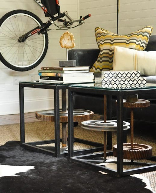 33 Inspiring Industrial Style Home Offices That Sport: Industrial Cottage Home Design Ideas, Pictures, Remodel