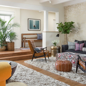 Modern Eclectic Family Home