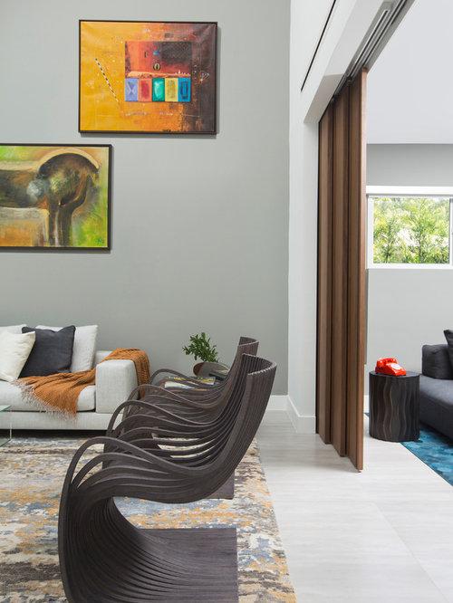 Miami interior designers modern eclectic home for Modern eclectic interiors