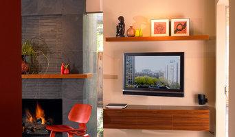 Modern Eichler Living Room