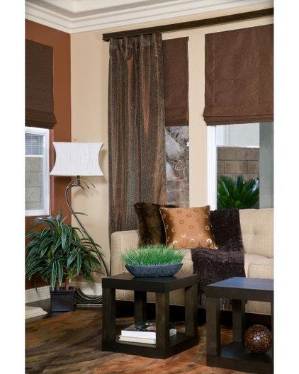 Contemporary Living Room by Cynthia Prizant - Prizant Design, LLC