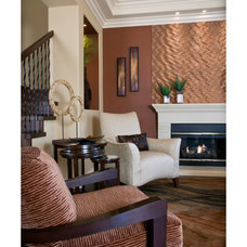 Contemporary Living Room by Cynthia Prizant - Prizant Design, LLC