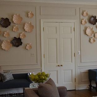 Modern Elegance: Living Room