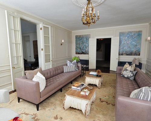 Salon moderne luxe pet design photos et id es d co de salons - Salons modernes photos ...