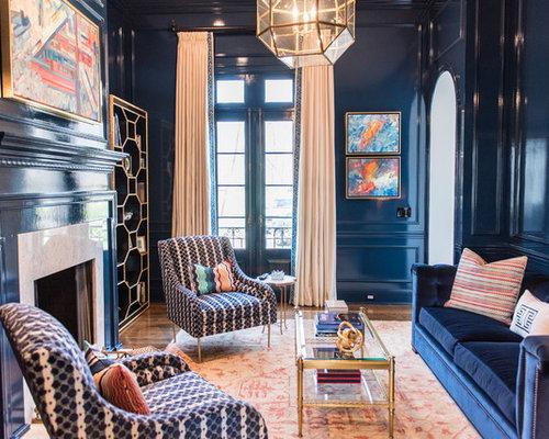 Salotto Moderno Grande : Foto e idee per living living moderno louisville