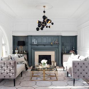 Inspiration For A Modern Living Room In Dorset.
