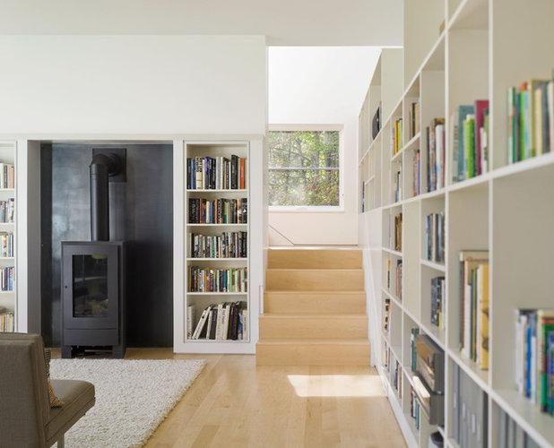 Campagne Salon by TruexCullins Architecture + Interior Design