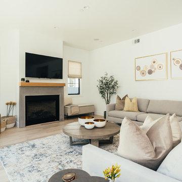 Modern Farmhouse Furnish & Style - Brentwood