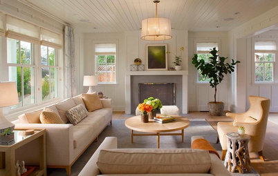 Houzz Tour: Farmhouse Style That Feels Metro, Not Retro