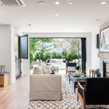 Modern Farmhouse - Poinsettia Home Staging