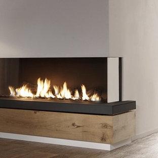 Modern Fireplace Surrounds: Unlimited Design Ideas