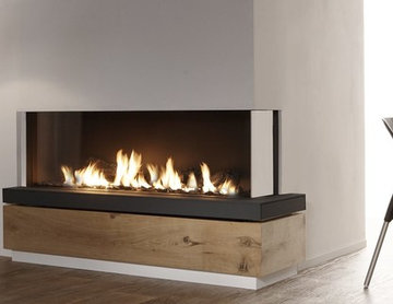 Modern Fireplace Surrounds: Unlimited Design Ideas