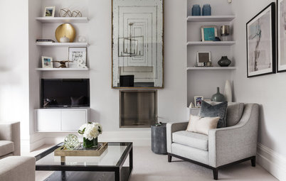 9 Tips for Styling Your Living Room Shelves Like a Pro