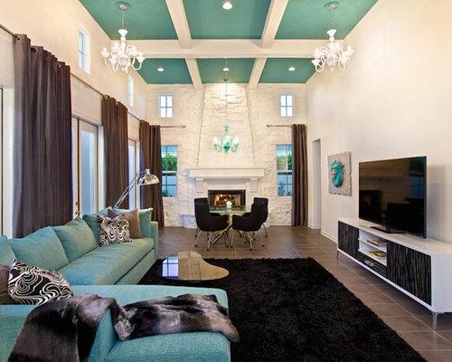 Modern Spanish Interior Home Design Ideas Pictures