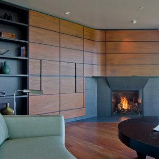 Modern Hillside Home - Lake Oswego