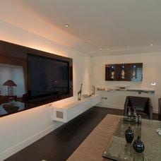 Modern Living Room by Definitive1 Ltd