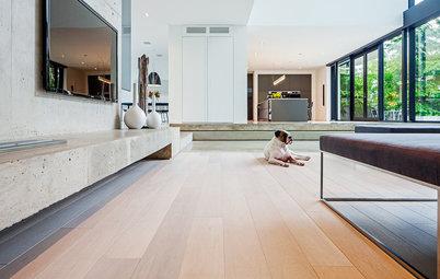 Quel sol poser sur un plancher chauffant ?
