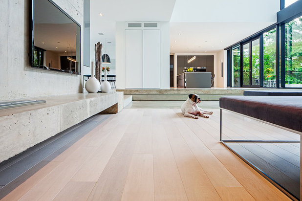 Scandinavian Living Room by Peter A. Sellar - Architectural Photographer