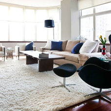 Contemporary Living Room by Lind|Hesse + RE:LOCATE