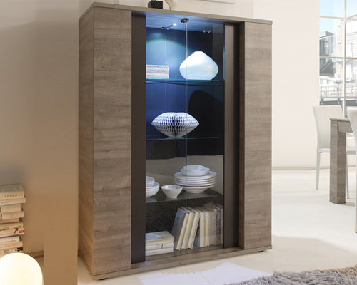 best modern vitrine home design design ideas remodel pictures houzz. Black Bedroom Furniture Sets. Home Design Ideas
