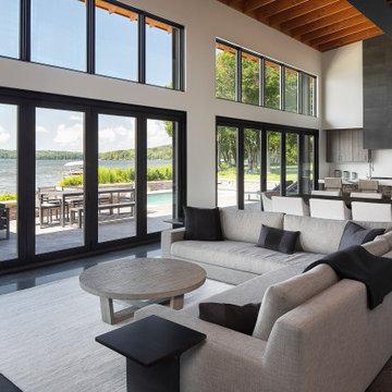 Modern Lake House - Chautauqua NY