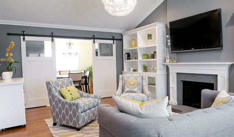 Color · 9 Fashionably Cool Living Room Color Palettes