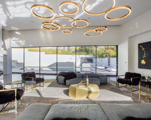 modern living room design ideas, remodels & photos | houzz