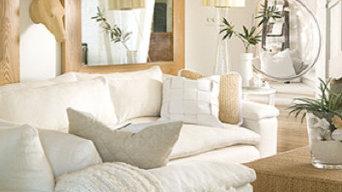 Modern Living Room | Bald Head Island 2