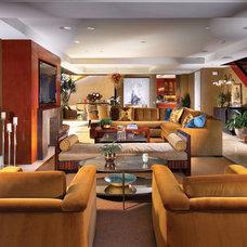 Modern Living Room by D for Design