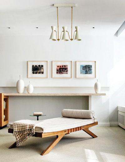 Moderne Salon Modern Living Room
