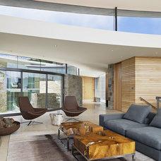 Rustic Living Room Modern Living Room