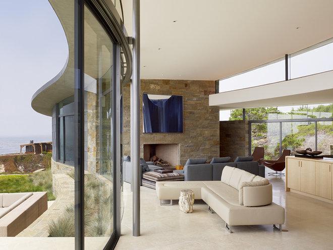 Contemporary Living Room Modern Living Room