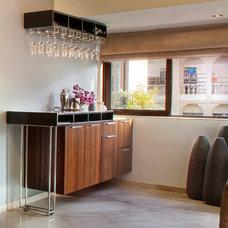 Modern Living Room by AriaDesignStudio