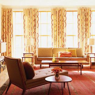 Mid Century Modern Curtains Houzz