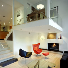 modern living room by Alterstudio