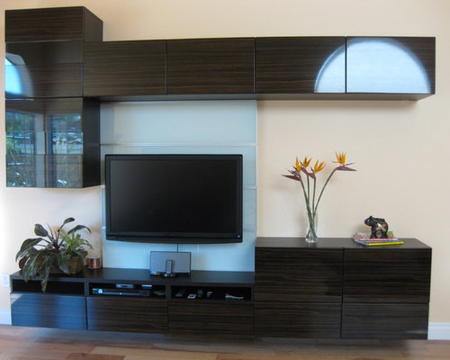 floating wall unit photos