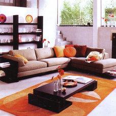 Modern Living Room by Moshir Furniture