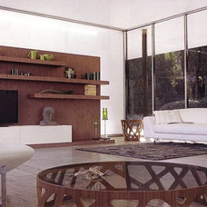 Modern Living Room by Moshir Furniture